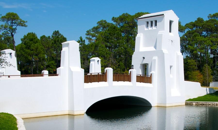 Alys Beach Bridge Mcqueen Structural Engineering Pllc Mississippi