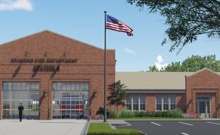 Brandon Fire Stations
